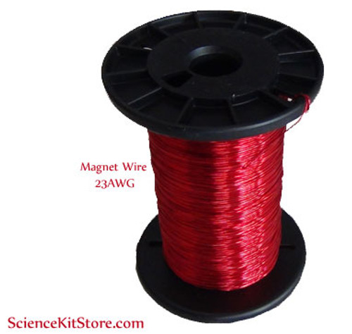 Magnet Wire, 23 AWG, 250 Feet