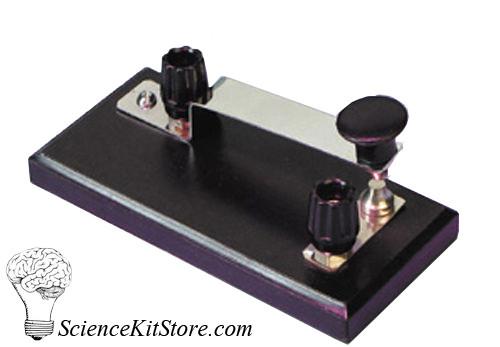 Telegraph Key, Morse Code Key, Tapping Key, Contact Key