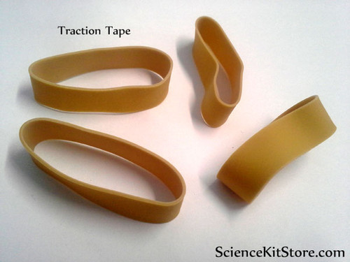 Traction Tapes for Wheels (Pack of 100)