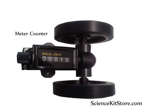 Metric measuring wheel, Meter Counter, Rolling Type
