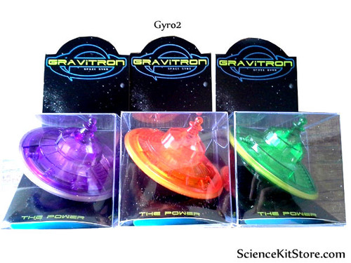 Gravitron Space Gyroscope
