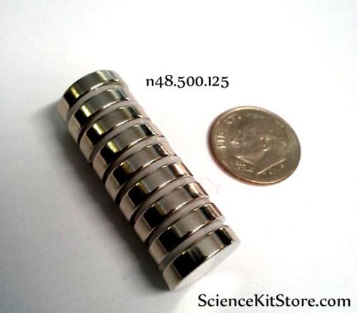 Neodymium Magnets, N48.500.125