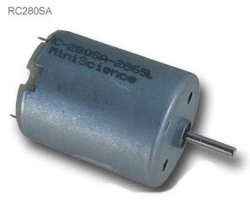 DC Motor, 6V, 14000RPM