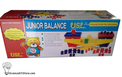 Educational Balance Scale packaging