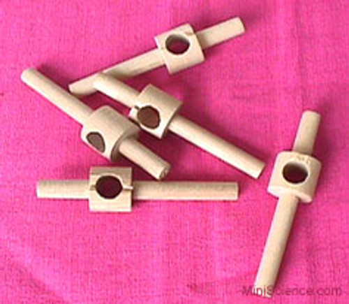 Wood Dowel Rotor (pack of 5)