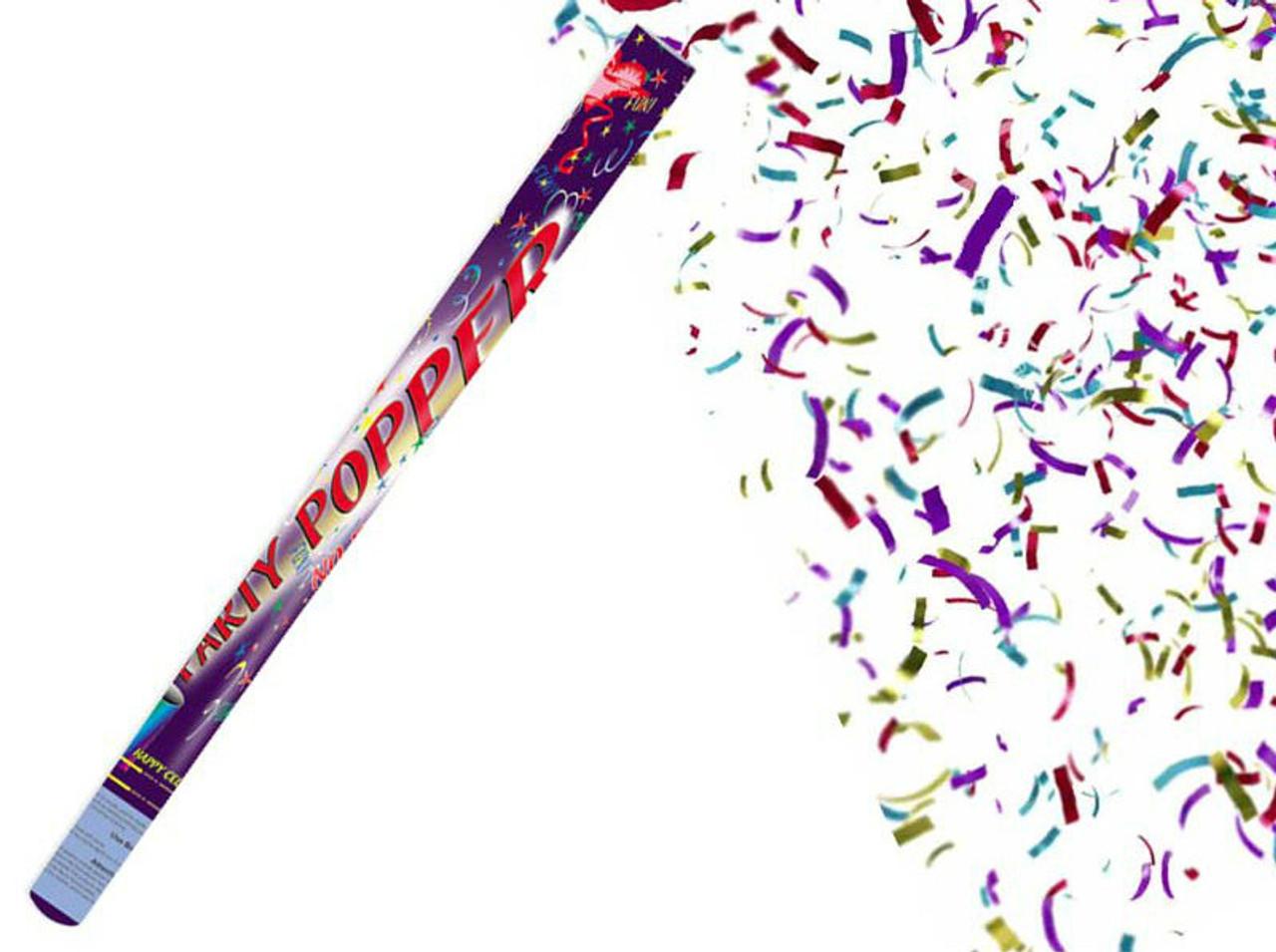 nightlife supplier confetti cannon 40 inches
