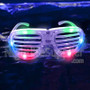 LED Shutter Shades Multicolor