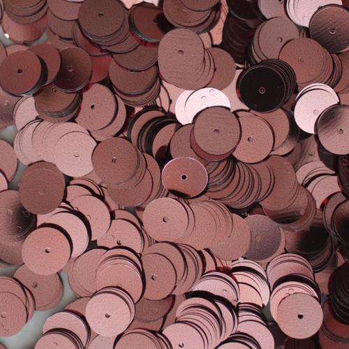10mm Sequins Pink Metallic