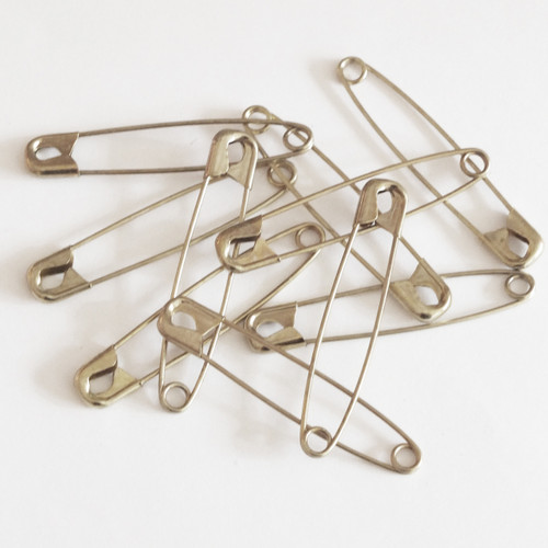 """2"""" Safety Pins Made in USA"""
