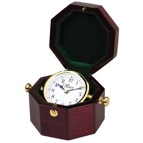 Octagon Captains Clock