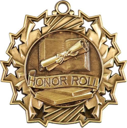 Honor Roll Medal
