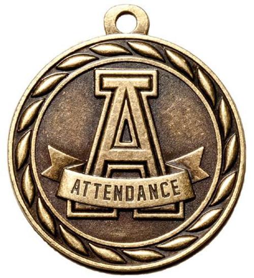 Attendance Medal