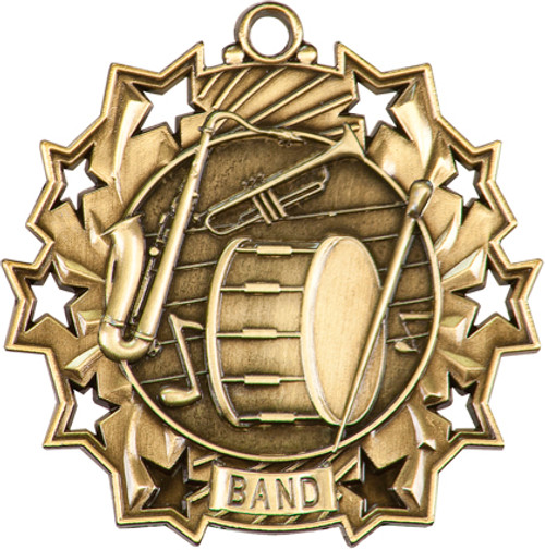 Star Band Medal