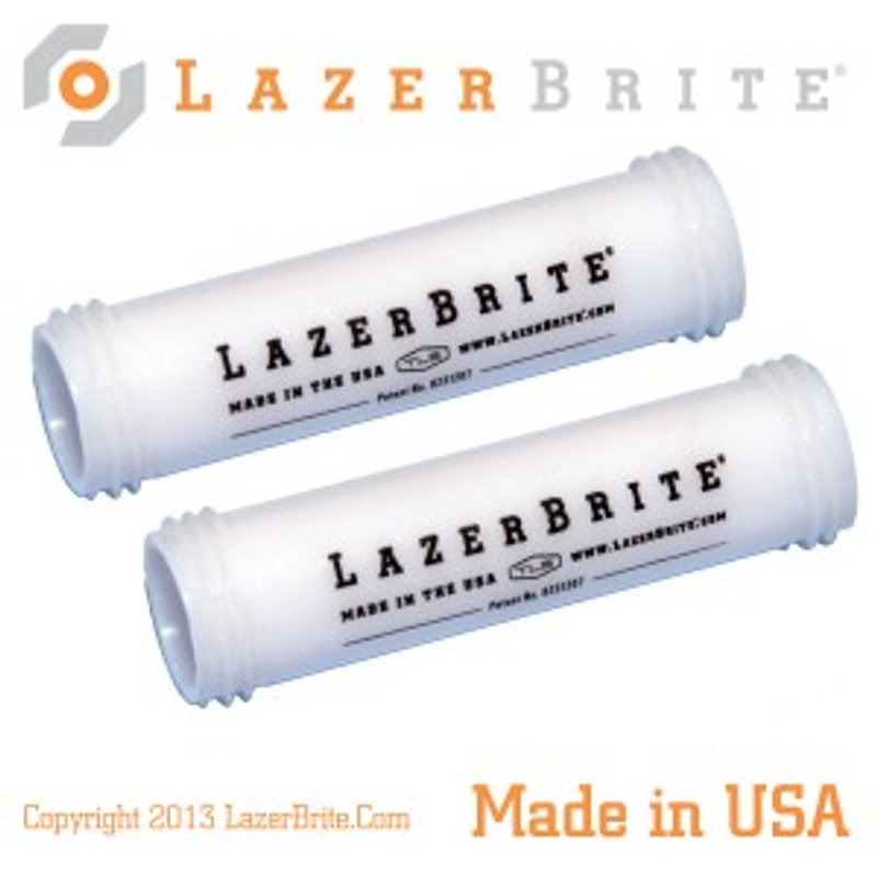 LazerBrite Translucent Tube (Package of 2)