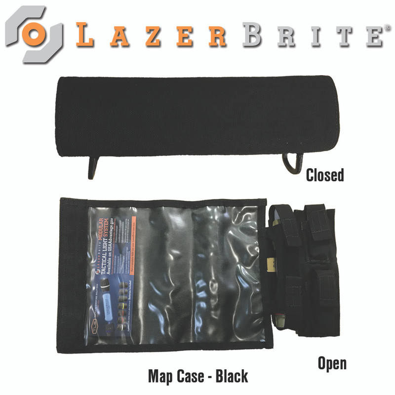 LazerBrite Map Case Complete - Kit