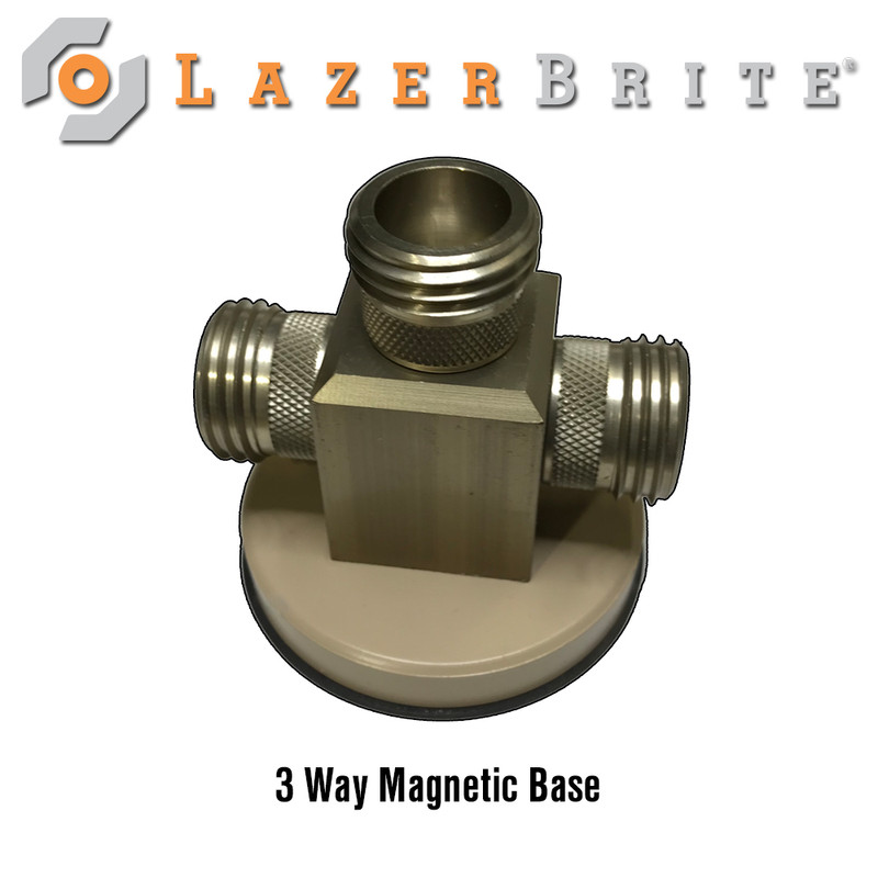 LazerBrite Magnetic Base - 3 Way