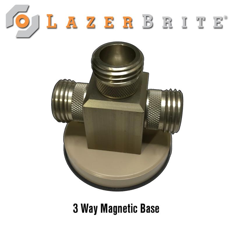 LazerBrite Magnetic Base - 3 Way