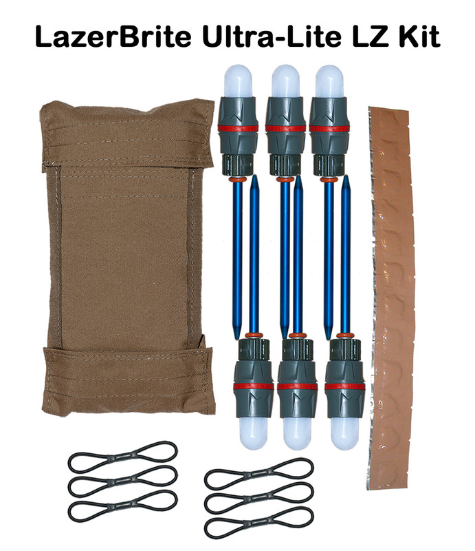 LazerBrite Ultra-Lite LZ - Kit