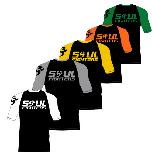 Soul Fighters Youth Rank Rash