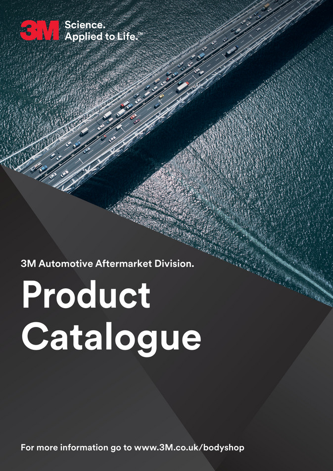 3m Body Shop Product Catalogue