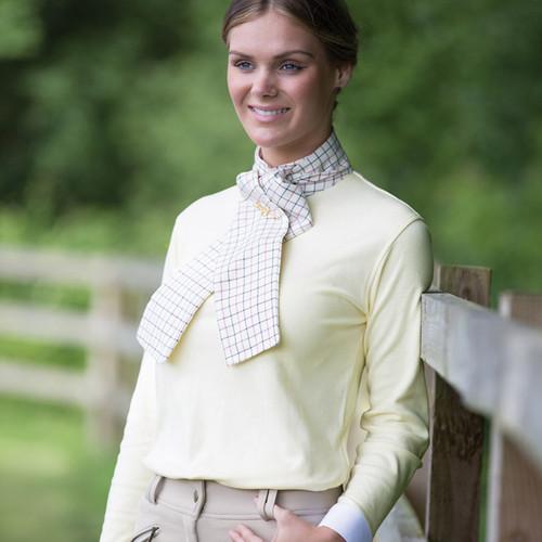 Equetech Ladies' Cotton Foxhunter Shirt