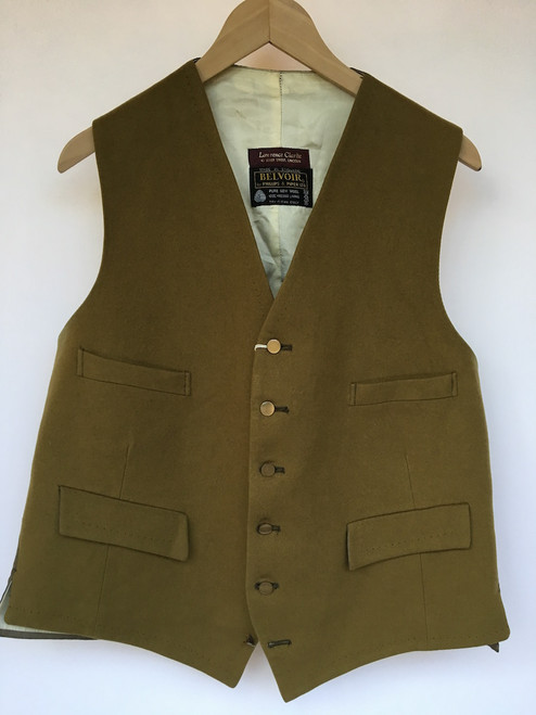 Gent's waistcoat by Philips & Piper, 46""