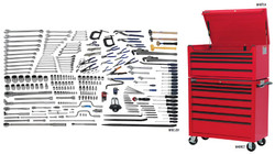 Williams Oilfield Tool Set Complete - 265 Pieces WSC-281TB