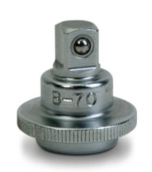 "1-1/4"" Williams 3/8"" Drive Tools At Height Ratchet Spinner B-70-TH"
