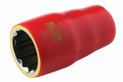 "1 1/8 "" Bahco 1/2"" Drive Shallow Socket 12 PT - 7800DZV-1.1/8"