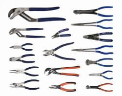 Williams Combination Pliers Set 17 Pcs - PLS-17
