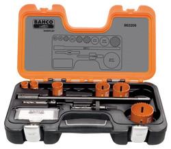 Bahco Plumbers Holesaw Set 9 Pcs - 862209