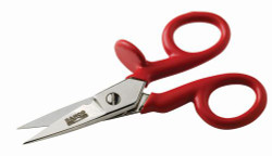 "5"" Bahco 1000V Electrician Scissors - SC127V"