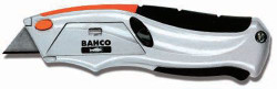 Bahco Squeeze Grip Safety Knife - SQZ150003