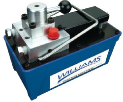 Williams 10,000 Psi Air Pump / 4 Way - 5AD150M