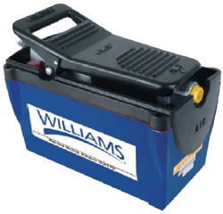 Williams 10,000 Psi Air Pump 122 Cu - 5AS200
