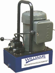 Williams Electric Pump - 0.5 H.P. and 1 Gal - 5E05H1G