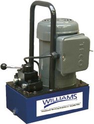 Williams Electric Pump with Pendant Switch - 0.5 H.P. 1 Gallon - 5E05H1GR