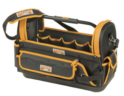 "19"" Bahco Open Tool Bag with Hard Bottom - 4750FB1-19A"
