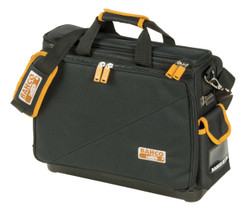 "17"" Bahco Laptop and Tool Bag with Hard Bottom - 4750FB4-18"