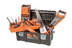 """25 1/2"""" Bahco Plastic Tool Box - 4750PTB65"""