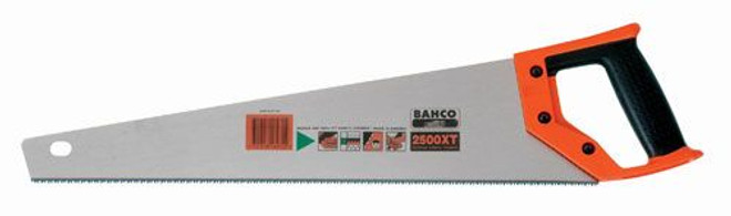 """16"""" Bahco Professional Handsaws with XT Toothing - 2500-16-XT-HP"""