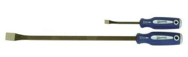 Williams Comfort Grip Prybar Set 2 Piece - 21661