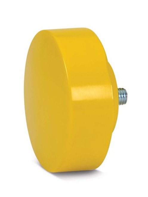 "4"" Williams Exhard Durometer Yellow Replacement Tip - SHSFDB-40Xh"