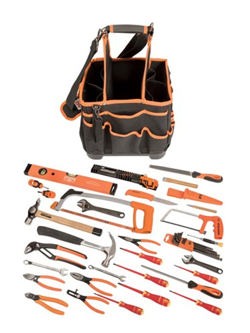 Bahco Electricians Kit 35 Pcs - 4750FB3-12TS4