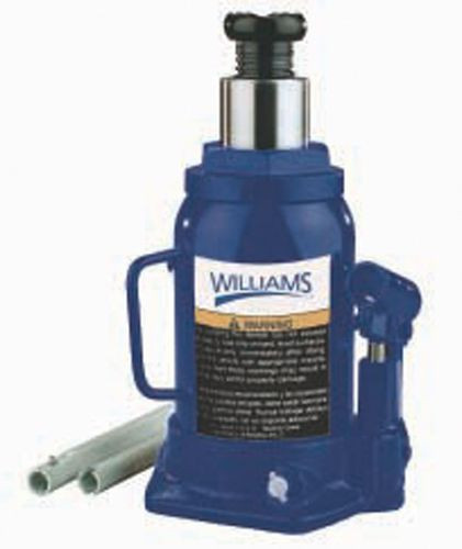 Williams Short 20 Ton Side Pump Bottle Jack - 3S20TV Value
