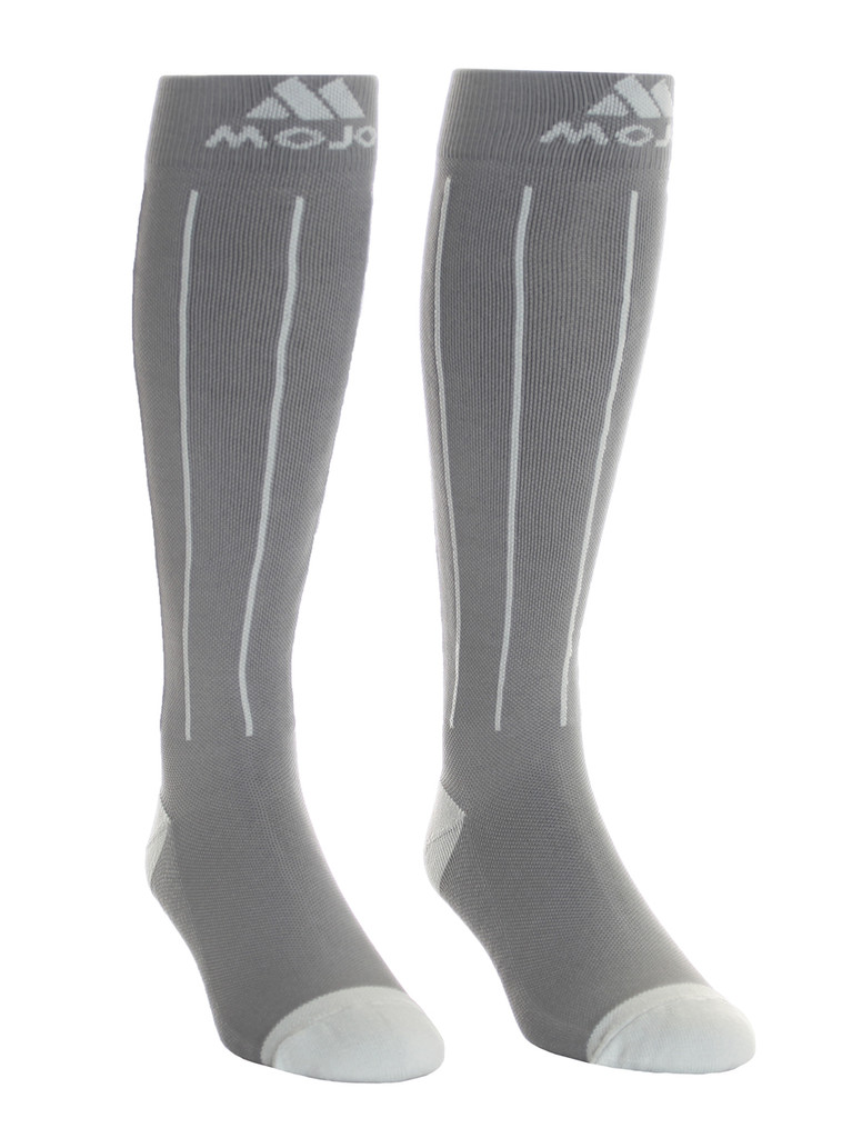 M816GS, Firm Support (20-30mmHg)  Knee High Compression Socks, Rear View