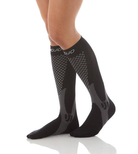 Elite Recovery & Performance Compression Socks - Black