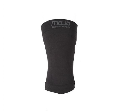 Mojo Compression Socks™ Recovery Compression Knee Sleeve with Infrared Fibers - Grip dot top band keeps sleeve in place.Firm Compression  (20-30mmHg)(M800)