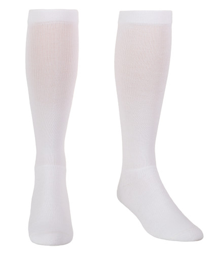 Over-The-Calf Coolmax Compression Socks -- Firm Support (20-30mmHg)