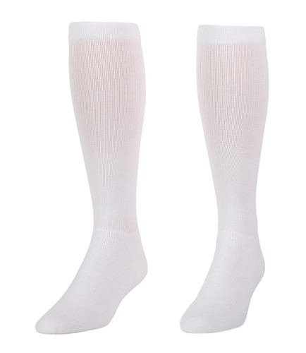 Mojo Compression Socks™ Over-The-Calf Coolmax Compression Socks -- Firm Support (20-30mmHg)